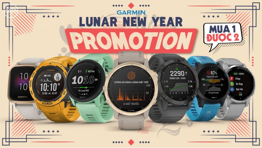 Garmin Promotion