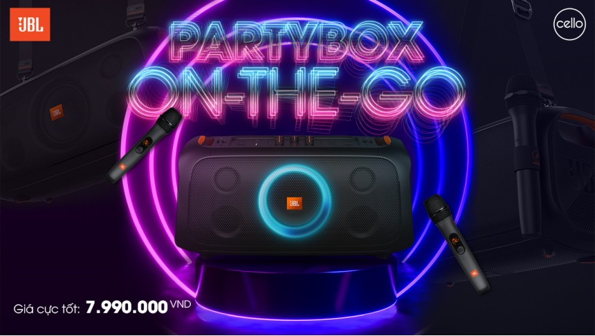 Partybox On-The-Go