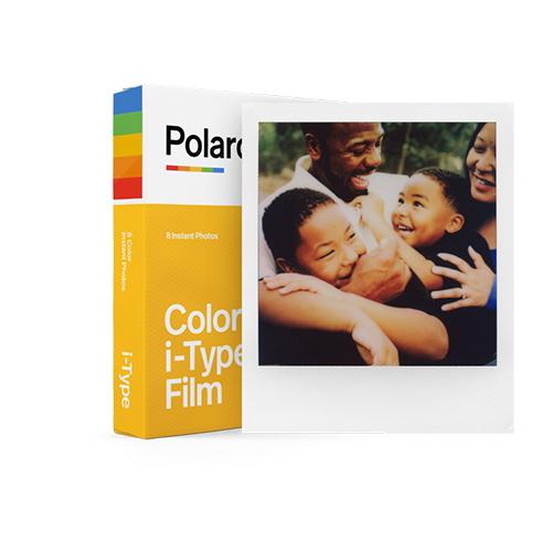 Phim Màu Polaroid i-Type - 2 Hộp