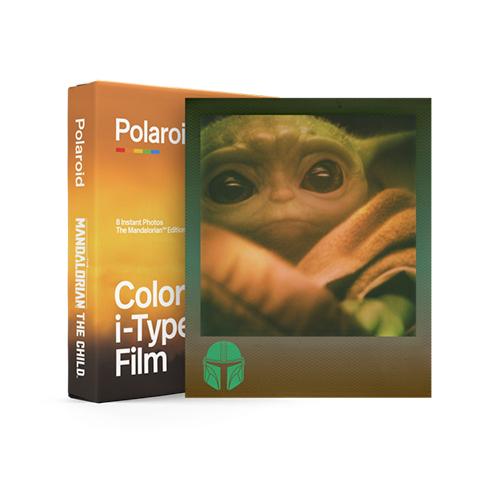 Phim Màu Polaroid i-Type - Phiên Bản Mandalorian