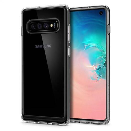 Samsung Galaxy S10 Spigen Crystal Hybrid