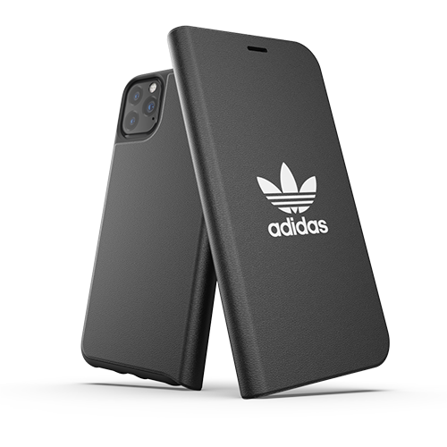 iPhone 11 Pro Max Adidas OR Booklet Trefoil FW19