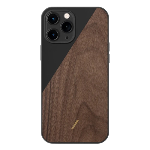 iPhone 12 Pro Max Native Union Clic Wooden
