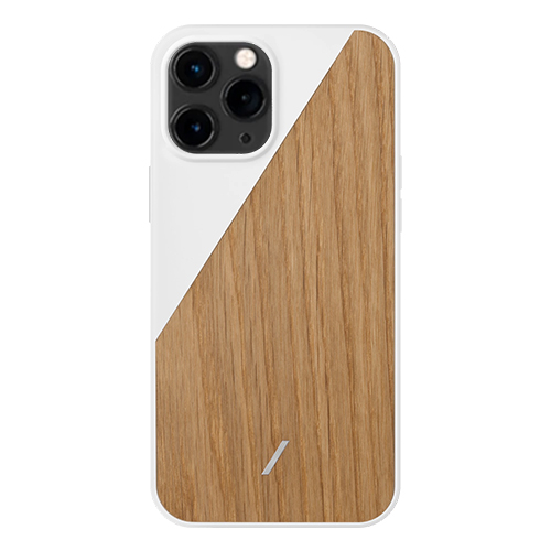 iPhone 12 / 12 Pro Native Union Clic Wooden