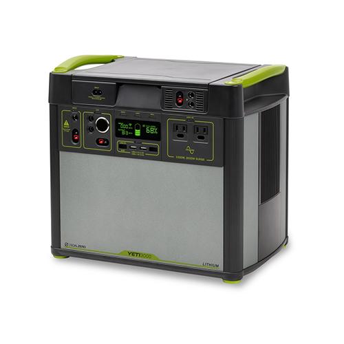 Pin Dự Phòng GoalZero Power Station Yeti 3000 Lithium