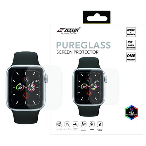Apple Watch 40mm Zeelot PureGlass 3D Clear Loca