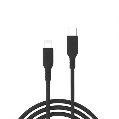 Cáp sạc Innostyle Jazzy USB-C to Lightning 1.2m