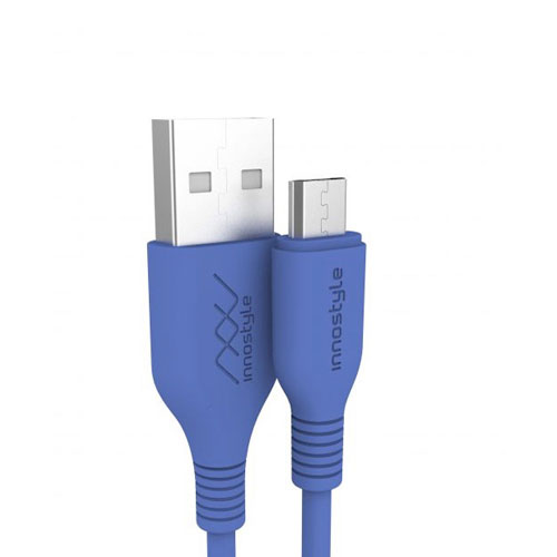 Cáp sạc Innostyle Jazzy to USB-A to Micro 1.2m