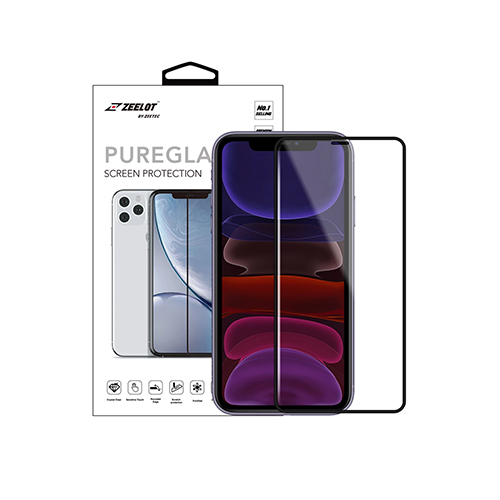 iPhone 11 Pro Max Zeelot SteelWire PureGlass 2.5D