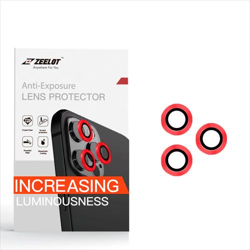 iPhone 12 Mini Zeelot Anti-Exposure Lens Protector Titanium Alloy