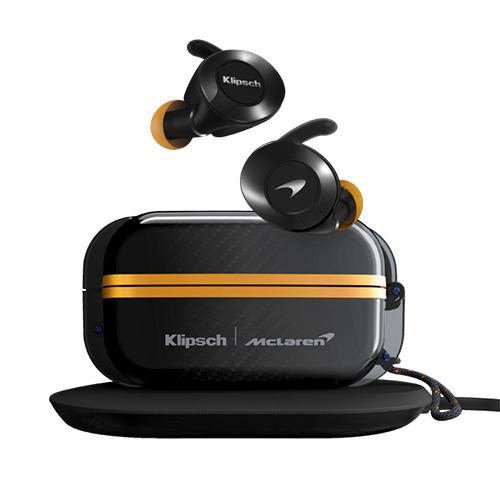 Tai Nghe Klipsch T5 II True Wireless Sport McLaren