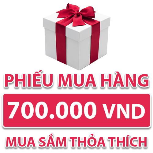 Phiếu Mua Hàng 700.000 VND