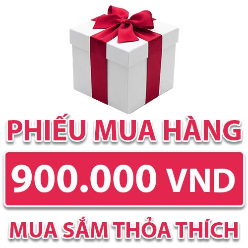 Phiếu Mua Hàng 900.000 VND