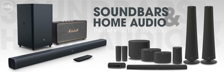 Soundbars - Loa Thanh
